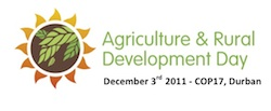 Agriculture and Rural Development Day 2011