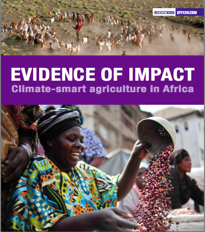 Evidence of Impact: Climate-smart agriculture in Africa