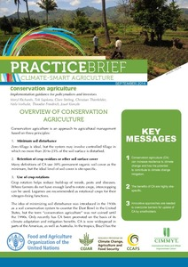 principles of conservation agriculture pdf