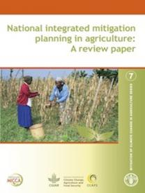 Get the FAO-CCAFS review paper here.