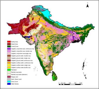 Newly developed irrigation maps for South Asia presented | CCAFS ...