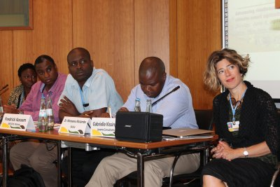 #SB40 Side event: Advancing readiness to fast-track climate-smart agriculture in Africa