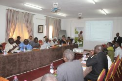 In Mali, a first workshop has been carried out between the 18th and 19th of November 2014. The event gathered 30 participants representing ministries, local governments, research institutions, NGOs, funders, in order to prioritize 10 to 15 CSA practices.