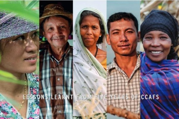 Six steps to success. How to make 500 million farmers climate-resilient while also reducing their agricultural emissions. Lessons learnt from 5 years of CCAFS.