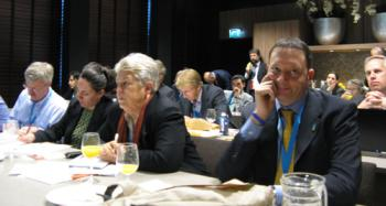 Audience at the side event