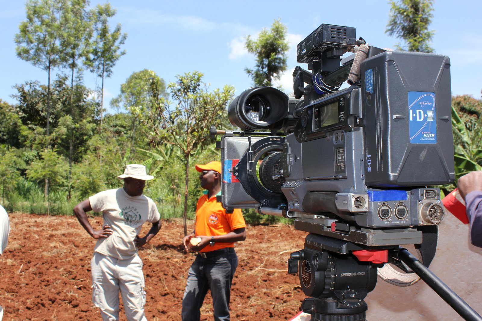 TV show empowers farmers in Kenya | CCAFS: CGIAR research program on